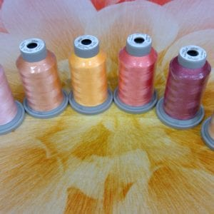 Wild Rose - Thread Kit only