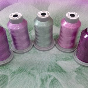 Thistle thread kit only