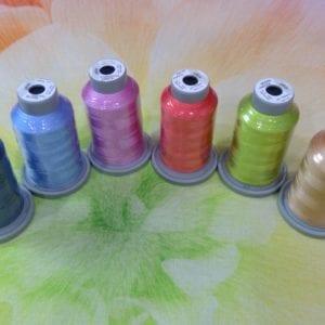 Neon thread kit only