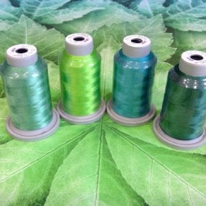 Leaf Mint thread kit only