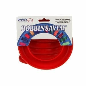 Bobbin saver Red