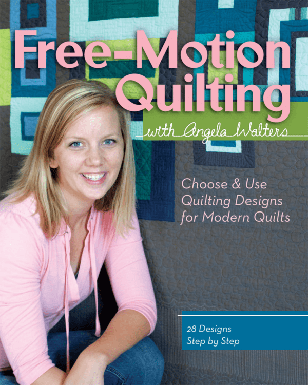 Free motion Quilting Angela walters