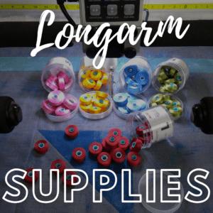 Longarm Supplies & APQS